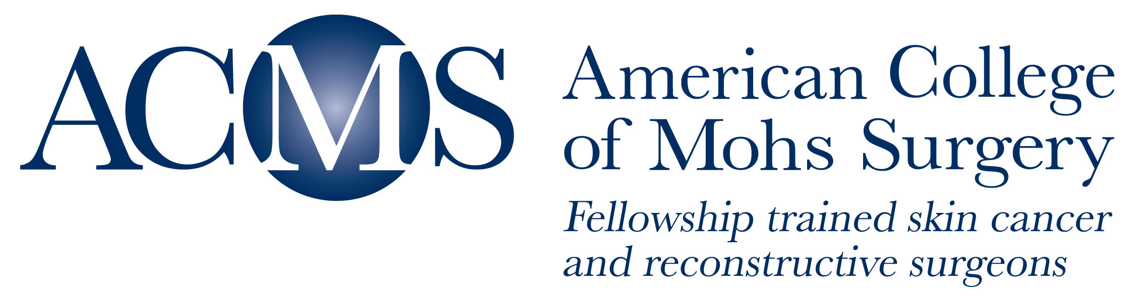 Dr. Molenda is a fellow of the American College of Mohs Surgery